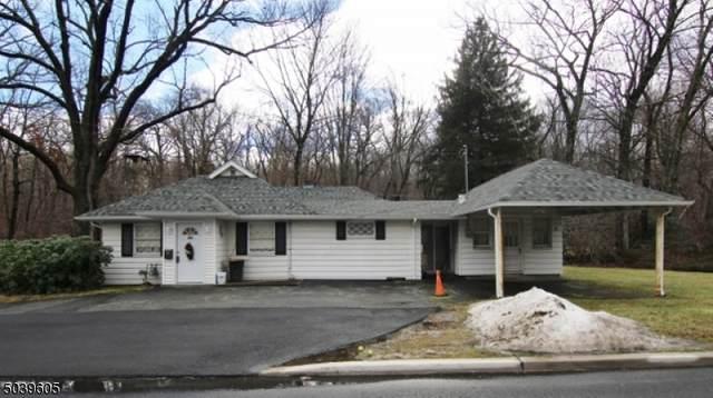 1706 Route 46, Roxbury Twp., NJ 07852 (MLS #3684961) :: William Raveis Baer & McIntosh