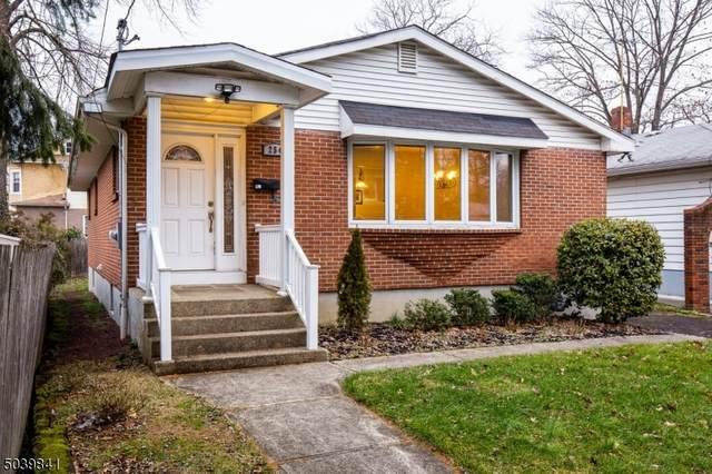254 Spruce Ave, Garwood Boro, NJ 07027 (MLS #3685113) :: The Dekanski Home Selling Team