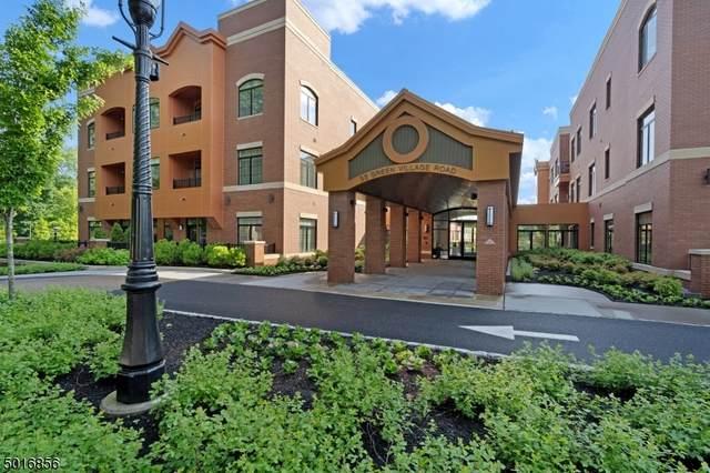 33 Green Village Rd #3402, Madison Boro, NJ 07940 (MLS #3685195) :: Gold Standard Realty