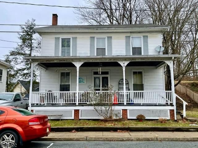 42 High St, Blairstown Twp., NJ 07825 (MLS #3685453) :: SR Real Estate Group