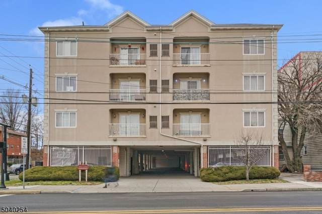 349 W Grand St Unit 107 #107, Elizabeth City, NJ 07202 (MLS #3685567) :: William Raveis Baer & McIntosh