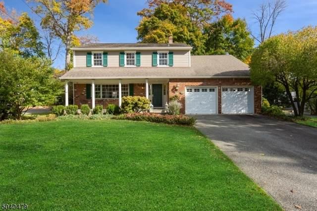 28 Rosemilt Pl, Morristown Town, NJ 07960 (MLS #3685626) :: Gold Standard Realty