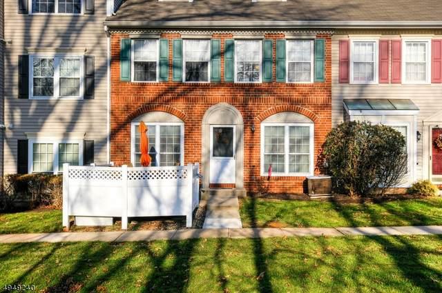 1318 Boxwood Dr, Branchburg Twp., NJ 08876 (MLS #3685644) :: William Raveis Baer & McIntosh