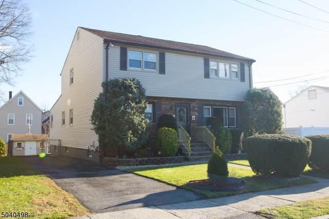 141 Willet St, Passaic City, NJ 07055 (#3685671) :: NJJoe Group at Keller Williams Park Views Realty
