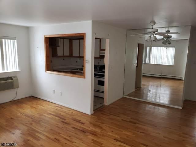 25 River Rd  B15 B15, Nutley Twp., NJ 07110 (MLS #3685719) :: SR Real Estate Group