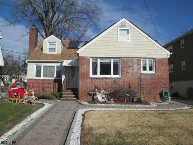 344 Amon Ter, Linden City, NJ 07036 (MLS #3685779) :: The Premier Group NJ @ Re/Max Central