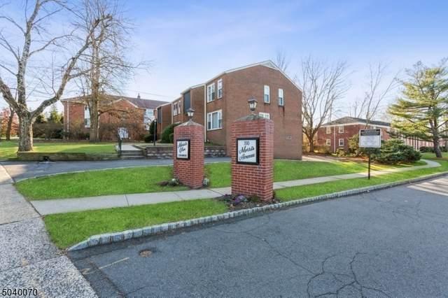 390 Morris Ave #29, Summit City, NJ 07901 (MLS #3685811) :: Gold Standard Realty
