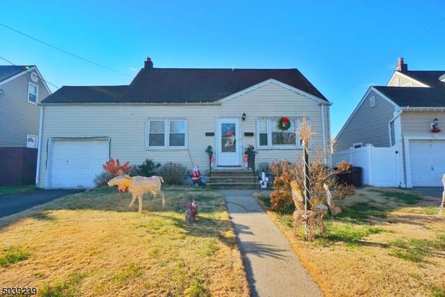 2590 Audrey Ter, Union Twp., NJ 07083 (MLS #3685820) :: RE/MAX Select