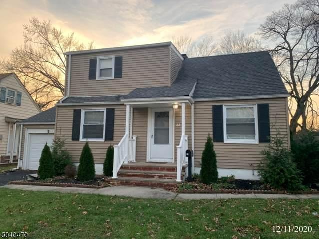 22 Ramapo Rd, Cranford Twp., NJ 07016 (MLS #3685839) :: The Dekanski Home Selling Team