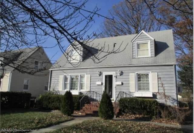 512 Spruce Ave, Garwood Boro, NJ 07027 (MLS #3685849) :: The Dekanski Home Selling Team