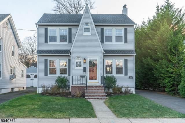355 Hemlock Ave, Garwood Boro, NJ 07027 (MLS #3685889) :: The Dekanski Home Selling Team