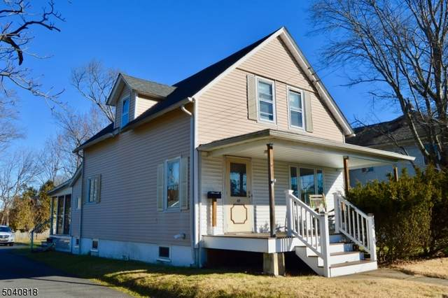 49 N Main St, Flemington Boro, NJ 08822 (MLS #3685921) :: Team Cash @ KW