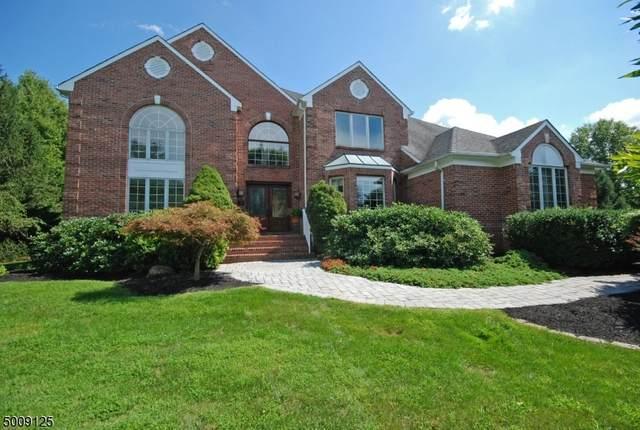 105 Briarwood Dr West, Warren Twp., NJ 07059 (MLS #3685989) :: RE/MAX Select