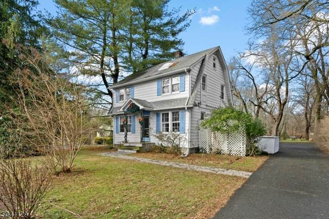 200 River Rd, Long Hill Twp., NJ 07946 (MLS #3686149) :: Coldwell Banker Residential Brokerage