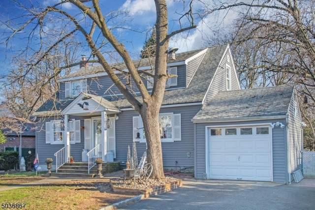 864 Paterson Ave, Maywood Boro, NJ 07607 (#3686196) :: NJJoe Group at Keller Williams Park Views Realty