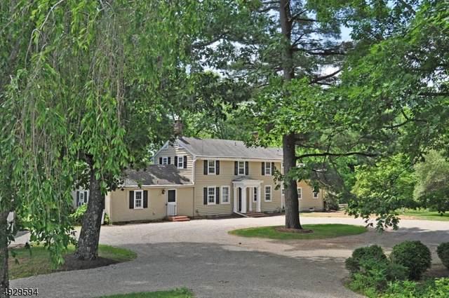 420 Old Dutch Rd, Bedminster Twp., NJ 07921 (MLS #3686289) :: SR Real Estate Group