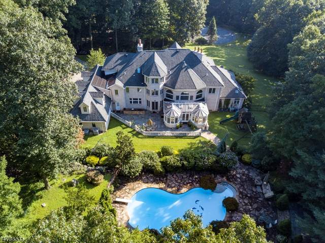 5 Queens Court, Mendham Twp., NJ 07945 (MLS #3686295) :: Team Francesco/Christie's International Real Estate