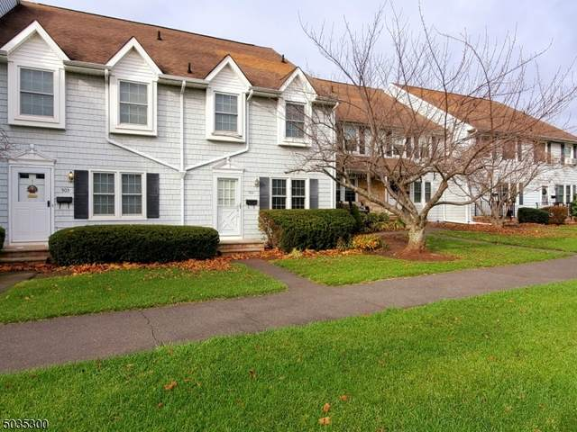 504 Columbia Cmn, Hillsborough Twp., NJ 08844 (MLS #3686300) :: RE/MAX Select