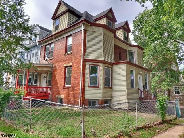 5 N 16Th St, East Orange City, NJ 07017 (#3686305) :: Jason Freeby Group at Keller Williams Real Estate