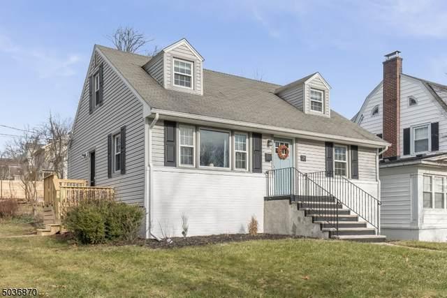 25 Walker Ave, Morristown Town, NJ 07960 (MLS #3686391) :: SR Real Estate Group