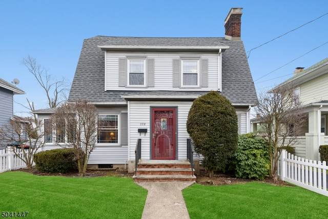 228 Speedwell Ave, Morristown Town, NJ 07960 (MLS #3686416) :: RE/MAX Select
