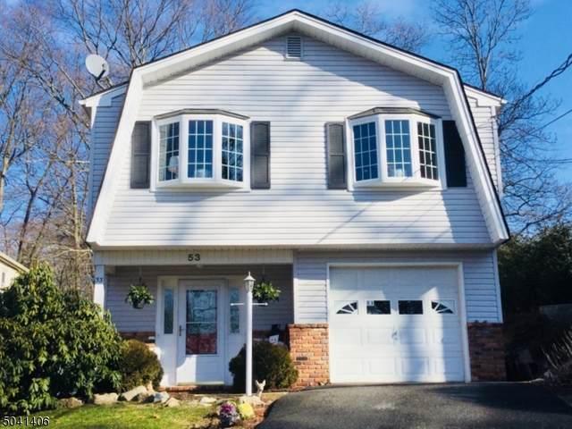 53 Leo Ave, Hopatcong Boro, NJ 07874 (MLS #3686644) :: RE/MAX Select