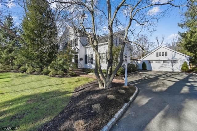1377 Springfield Ave, New Providence Boro, NJ 07974 (MLS #3686645) :: SR Real Estate Group