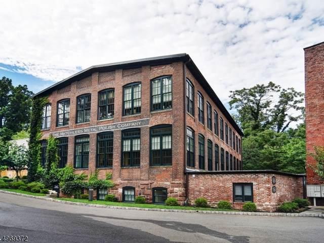 25 Clark Street Unit 201 #201, Glen Ridge Boro Twp., NJ 07028 (MLS #3686651) :: Coldwell Banker Residential Brokerage