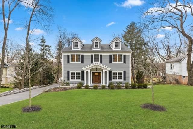 732 Fairmount Ave, Chatham Twp., NJ 07928 (MLS #3686724) :: SR Real Estate Group