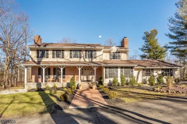 1695 Mountain Top Road, Bridgewater Twp., NJ 08807 (MLS #3686749) :: Coldwell Banker Residential Brokerage
