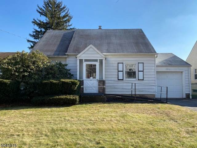 138 Beverly Hill Rd, Clifton City, NJ 07012 (MLS #3686787) :: RE/MAX Select
