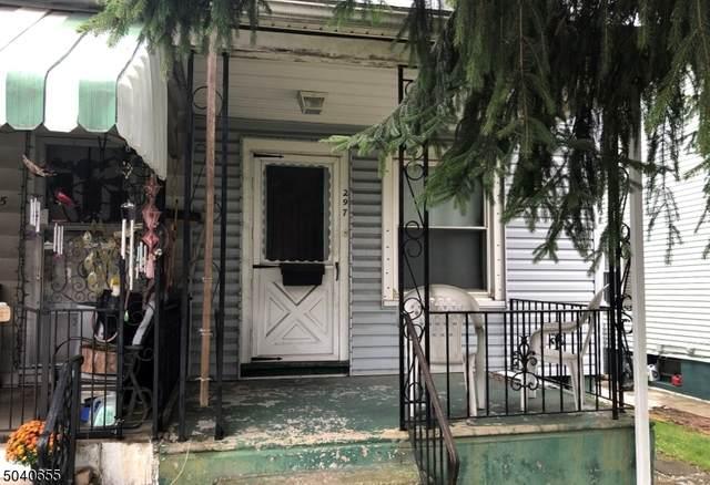 297 Irwin St, Phillipsburg Town, NJ 08865 (#3686886) :: Jason Freeby Group at Keller Williams Real Estate