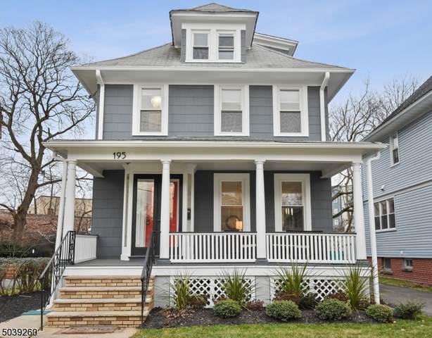 195 Thomas St, Bloomfield Twp., NJ 07003 (MLS #3686892) :: RE/MAX Select