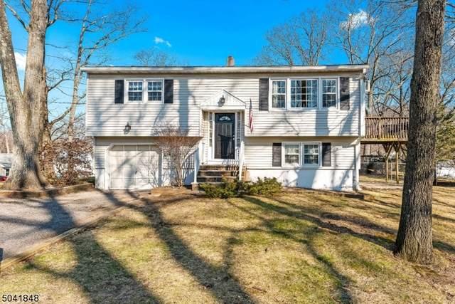 506 Benson Pl, Roxbury Twp., NJ 07850 (MLS #3686963) :: William Raveis Baer & McIntosh