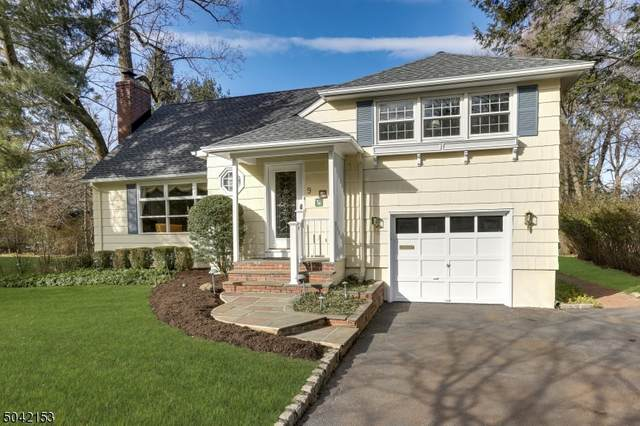 9 Great Hills Ter, Millburn Twp., NJ 07078 (MLS #3686987) :: SR Real Estate Group