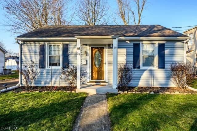 29 Putnam St, Somerville Boro, NJ 08876 (MLS #3687026) :: RE/MAX Platinum