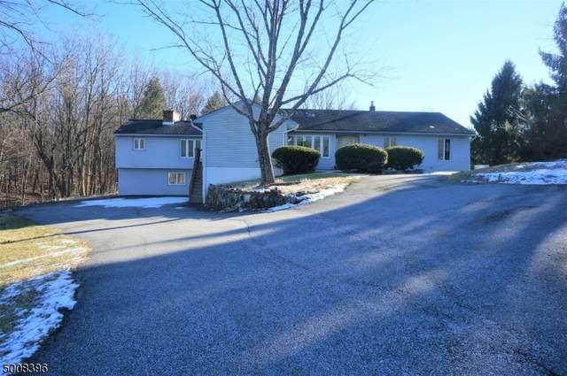 16 Newman Rd, Wantage Twp., NJ 07461 (MLS #3687027) :: William Raveis Baer & McIntosh