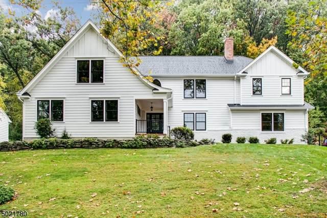 1173 Ridge Dr, Mountainside Boro, NJ 07092 (MLS #3687063) :: The Dekanski Home Selling Team