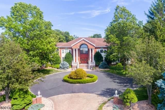 7 Windermere Ct, Livingston Twp., NJ 07039 (MLS #3687067) :: SR Real Estate Group