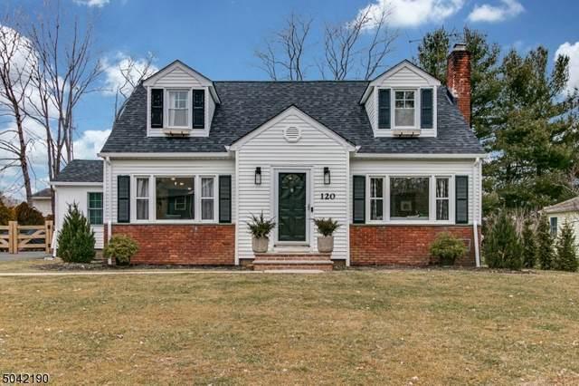 120 Riverview Ave, Long Hill Twp., NJ 07933 (MLS #3687088) :: William Raveis Baer & McIntosh