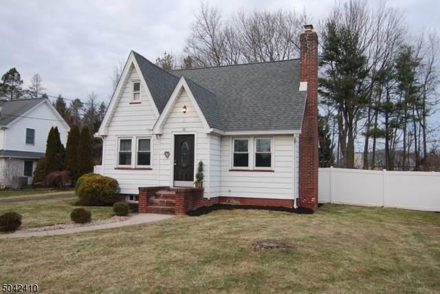 38 Park Ter, East Hanover Twp., NJ 07936 (MLS #3687187) :: SR Real Estate Group