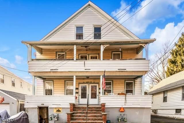 126 Columbus Pl, Roselle Park Boro, NJ 07204 (MLS #3687201) :: Coldwell Banker Residential Brokerage