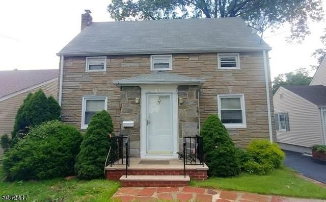 418 Fernwood Ter, Linden City, NJ 07036 (MLS #3687208) :: Gold Standard Realty