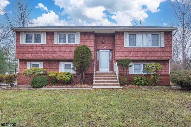 2 Old Chester Rd, Parsippany-Troy Hills Twp., NJ 07054 (MLS #3687303) :: SR Real Estate Group