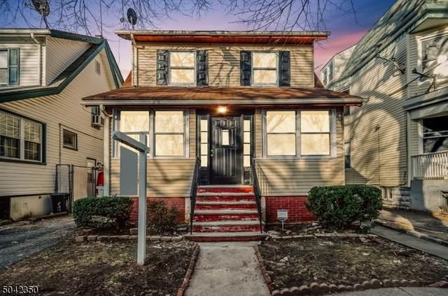 295 Halsted St, East Orange City, NJ 07018 (MLS #3687327) :: William Raveis Baer & McIntosh