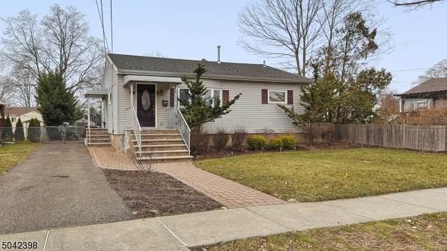 1510 Lincoln Ave, Pompton Lakes Boro, NJ 07442 (MLS #3687340) :: William Raveis Baer & McIntosh