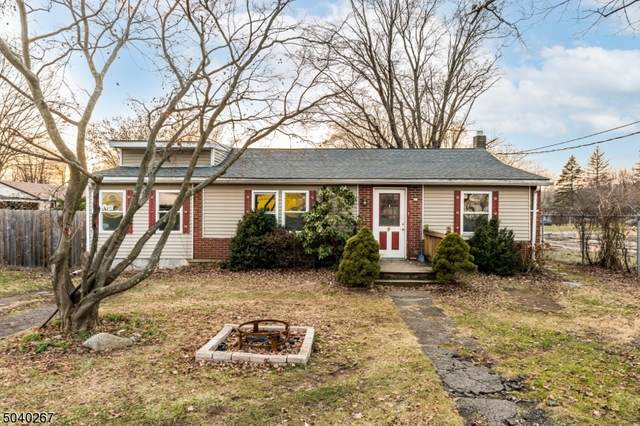 611 Mansfield St Rear, Belvidere Twp., NJ 07823 (MLS #3687350) :: The Premier Group NJ @ Re/Max Central