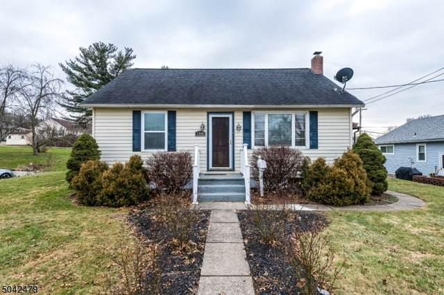 1508 Chestnut St, Pohatcong Twp., NJ 08865 (MLS #3687361) :: RE/MAX Platinum