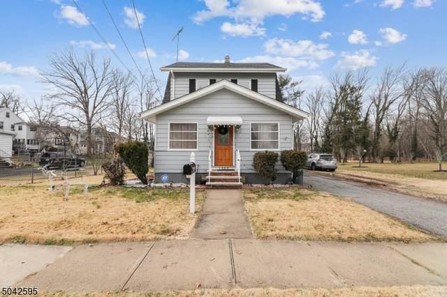 1400 New Church St, Rahway City, NJ 07065 (MLS #3687379) :: The Dekanski Home Selling Team