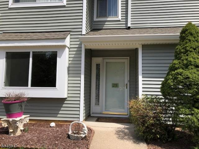 25 Sassafras Ln #25, South Brunswick Twp., NJ 08852 (MLS #3687397) :: Parikh Real Estate